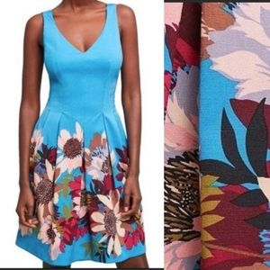 Anthropology Spring Daisy Dress by Tracy Reese